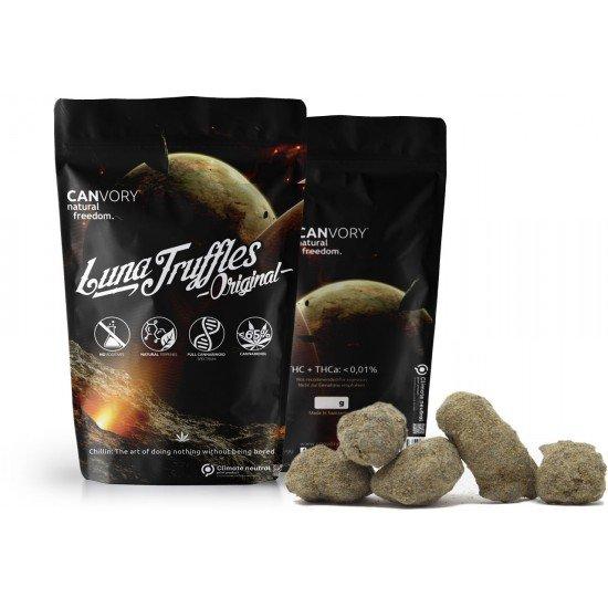 Luna Truffles Original 65 CBD Cannabidiol Moon Rocks - CANVORY