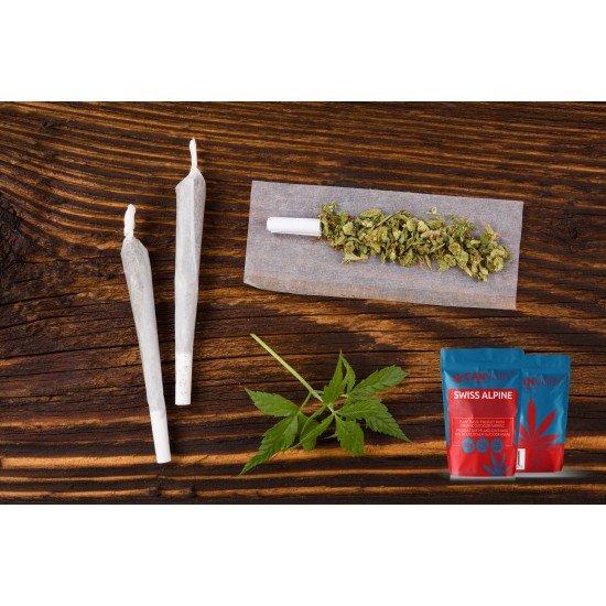 Swiss Alpine - 6% CBD Cannabidiol cannabis aroma incensos