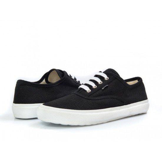 Hemp Sneaker KRASEN 2.0 Black-White