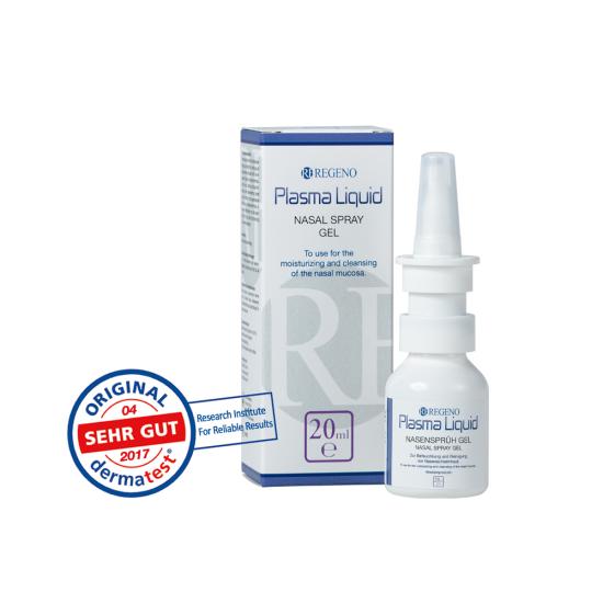Plasma Liquid® Gel Spray Nasal, 20ml